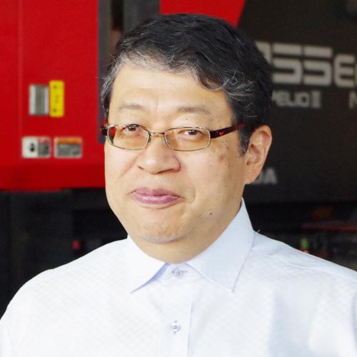 代表取締役社長:梅澤吉夫