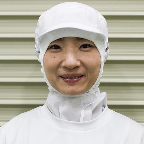 製造主任:加藤裕子