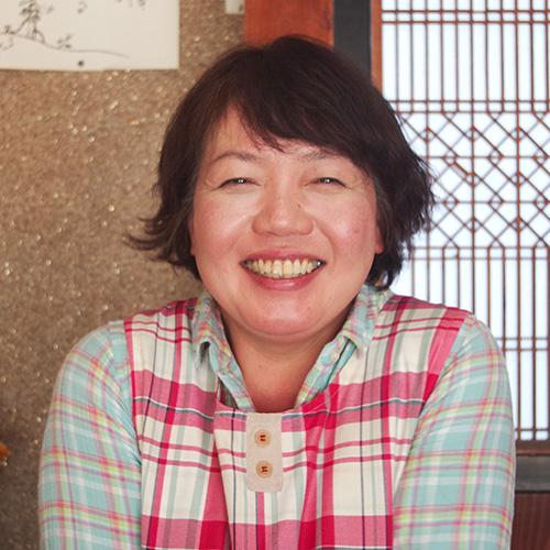 7代目代表:長谷川晴美