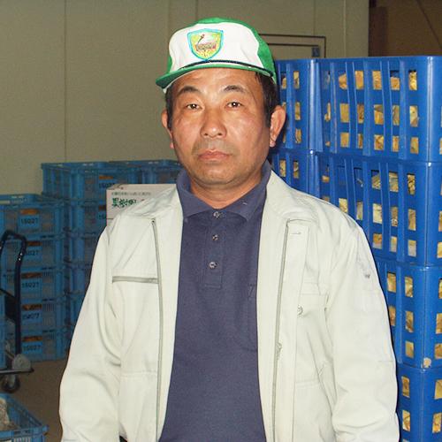 園主:樋口貴夫さん
