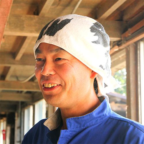 三代目:神田 豊広さん