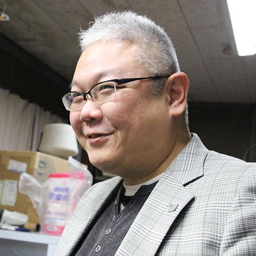 取締役 営業部長:河野 秀明