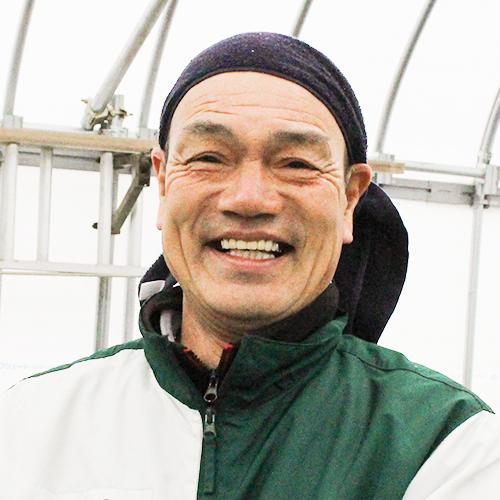 ウナギ養殖担当:相馬秋徳