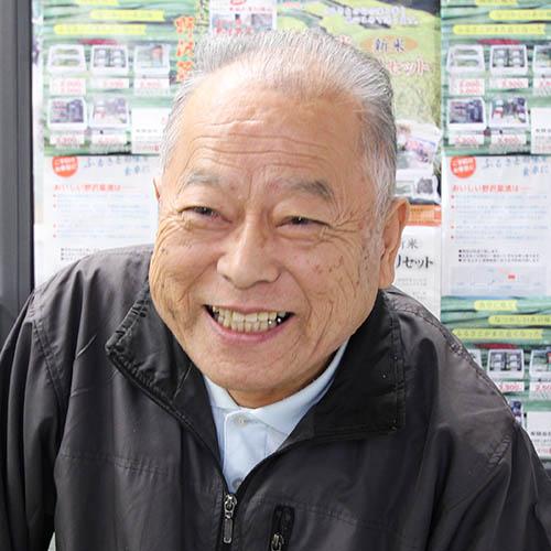 代表:古澤 道夫