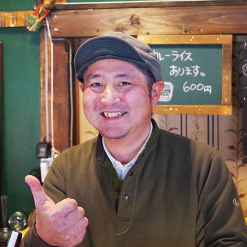 シェフ:杉本正道