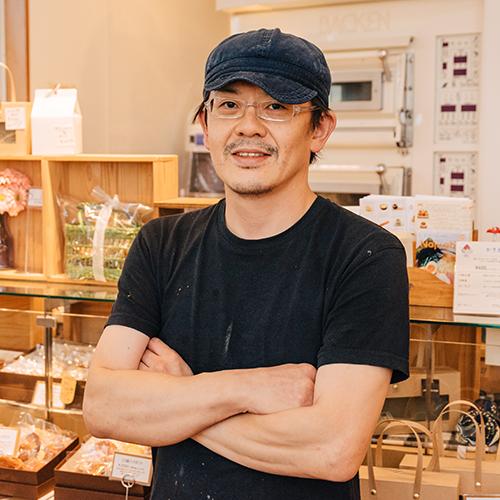 代表兼シェフ:長田孝宏