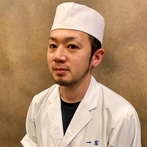 料理長:梶井正人