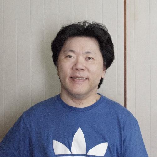 営業担当:岡村通男