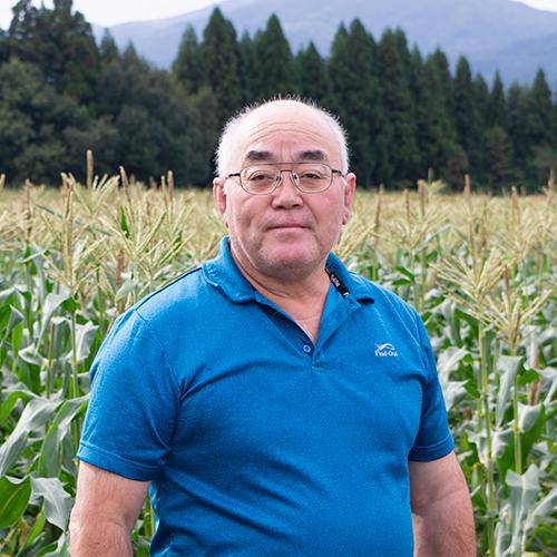 代表:島田福一