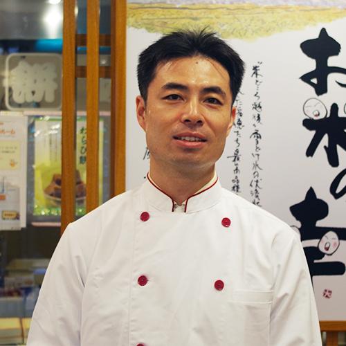 代表取締役:渡辺慶明