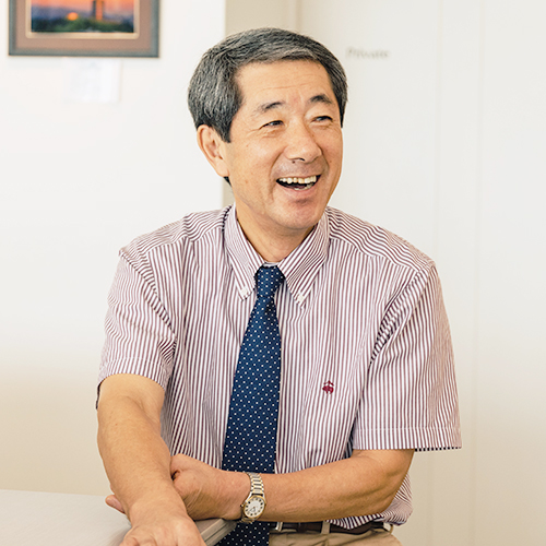 取締役社長:田中雅史