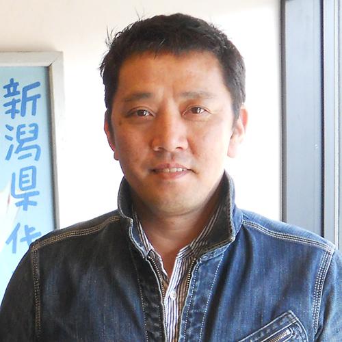 3代目社長:尾崎 徳明さん
