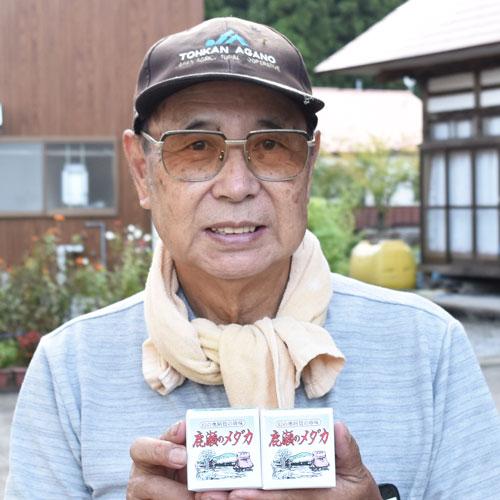 代表:波田野博