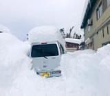 この雪・・想像を超えました!
