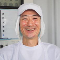 専務取締役:番場昭聡