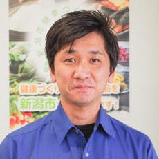 加工部課長:坂脇 慶