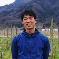 取締役兼ワイン製造責任者:掛川史人