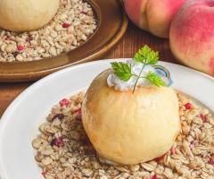 甘〜い香りにとろける果肉がたまらない美味しさの桃!ユーザーの皆様から届いた素敵なレシピをご紹介