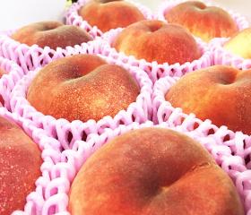岩福農園の「完熟桃」を注文してみた!
