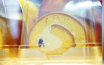 人気のロールケーキ