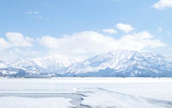 豪雪地帯南魚沼