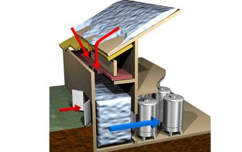 雪室貯蔵システム