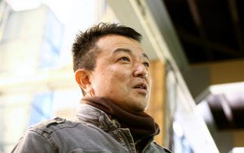 代表三沢孝喜さん