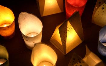 高級感溢れるインテリア照明「和灯(わあかり)」