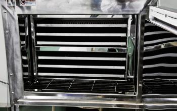 最新の技術を備えた急速冷凍機