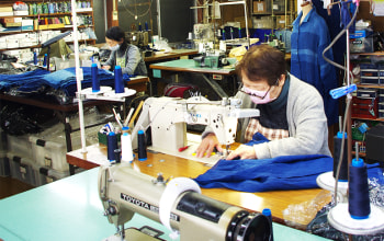 藍・染織工芸 マーチファッション