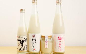 佐渡産の原材料で作られたこだわりの乳酸発酵食品