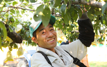 岩福農園の代表岩本 国幸さん