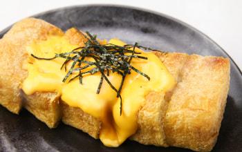 チーズトッピングも美味しい!