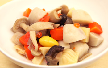 新潟の郷土料理「のっぺ」