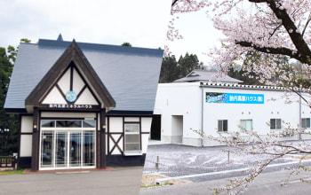 第一工場(左)と第二工場(右)