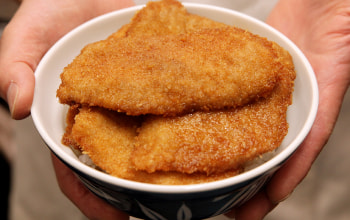 シンプルながらも奥深い元祖タレカツ丼