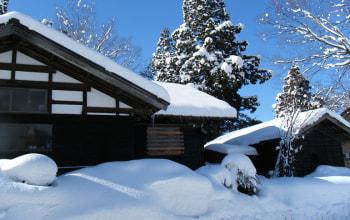 2メートル以上積もる雪は空気を安定させる