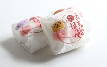 糸魚川を代表するお菓子「赤ちゃんのほっぺ」