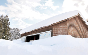 雪の香テラス