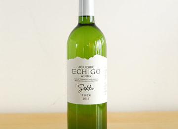 越後ワイン 雪季(せっき)白
