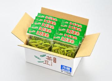 梱包イメージ(茶豆)