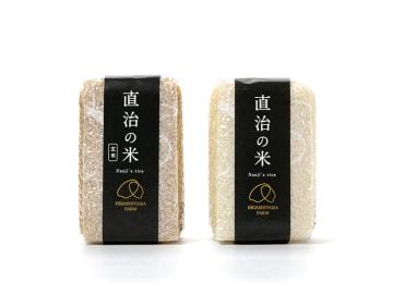 商品イメージ:コシヒカリ「直治の米」