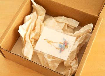 手染め友禅和紙アクセサリー(ピアス・イヤリング) – 紙・和雑貨ほしゆう