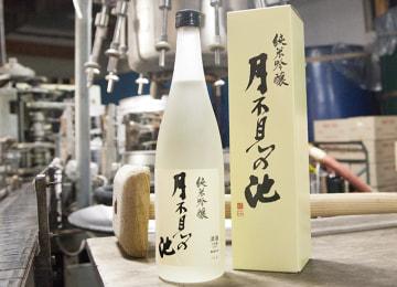 月不見の池 純米吟醸 – 猪又酒造