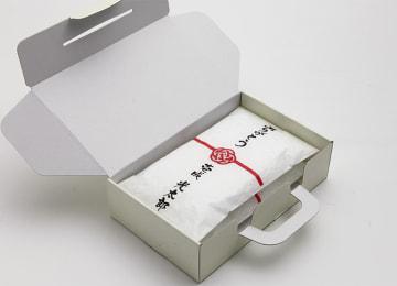 化粧箱梱包イメージ