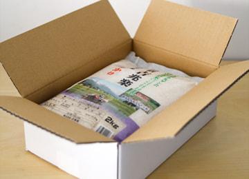梱包イメージ のしをご利用の場合は箱内に同梱です