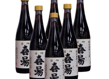 笹神喜昜6本セット