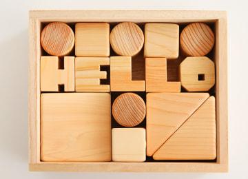 「HELLO」商品イメージ