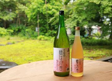 スキー正宗 梅ほの香 純米梅酒 – 株式会社 武蔵野酒造