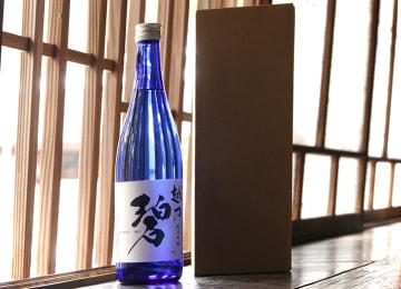 純米吟醸 越乃碧 – 中川酒造